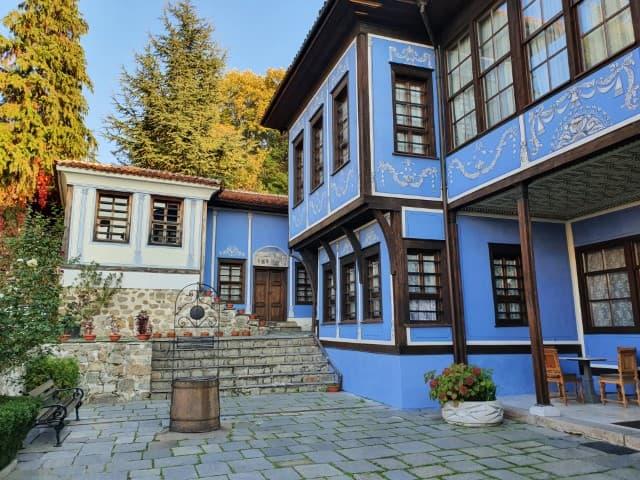 Hindliyan House in Plovdiv, Bulgaria