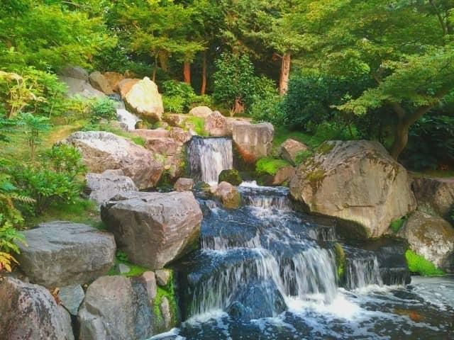 Holland Park - Kyoto Garden