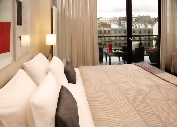 Hotel Bergs - Riga Latvia