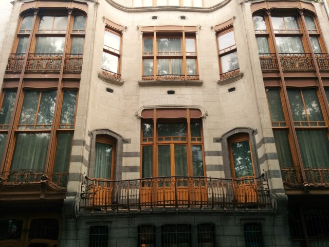 Art Nouveau Architecture in Brussels - Hotel Solvay