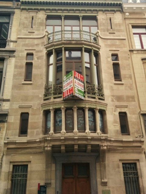 Art Nouveau Architecture in Brussels - Hotel Tassel