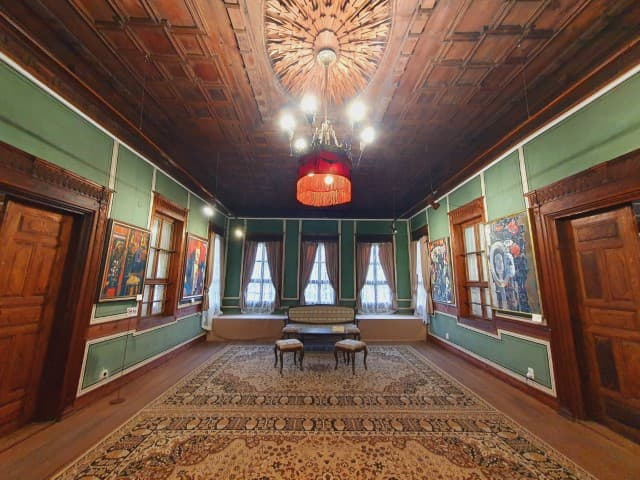 Hall in the House of Stambolyan