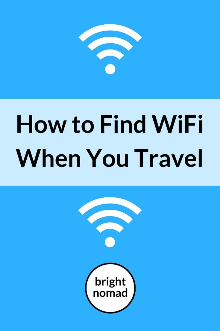 How to Find WiFi When You Travel - Guide