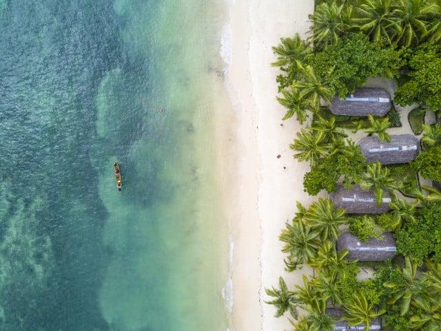 Ille Aux Nattes Island