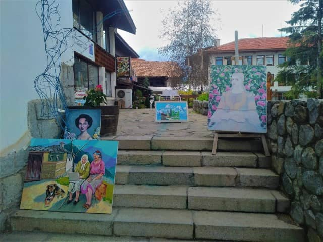 International Art Bansko gallery