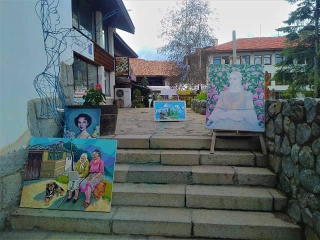 International Art Bansko gallery