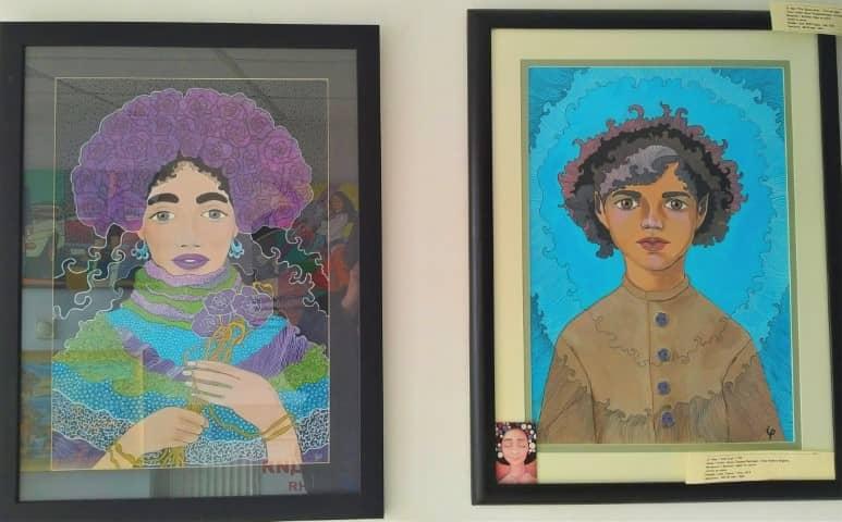 Irina Pandeva artworks