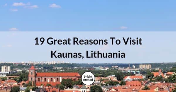Kaunas City Guide