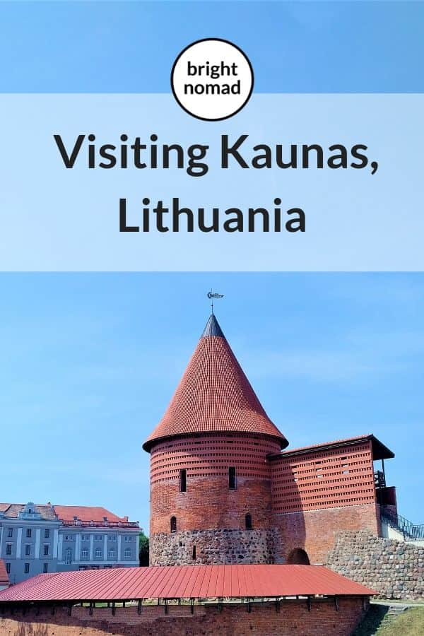 Kaunas Lithuania - European City Break Travel Guide