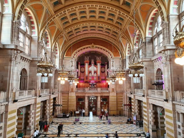 Kelvingrove Art Gallery and Museum Glasgow