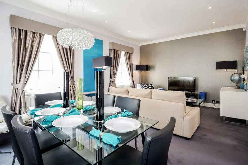 King Bed Flat - Vacation rental in  London Mayfair