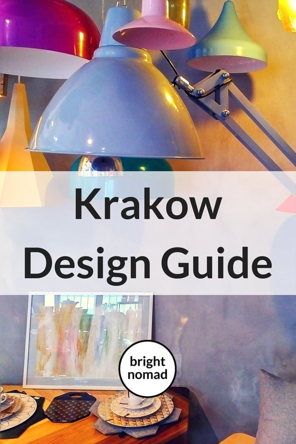 Krakow Design Guide - Design shops, artists, illustrators and more
