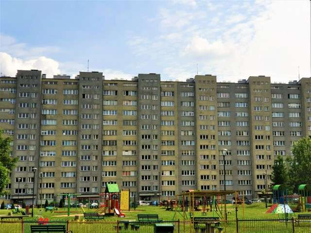 Communist architecture in Nowa Huta