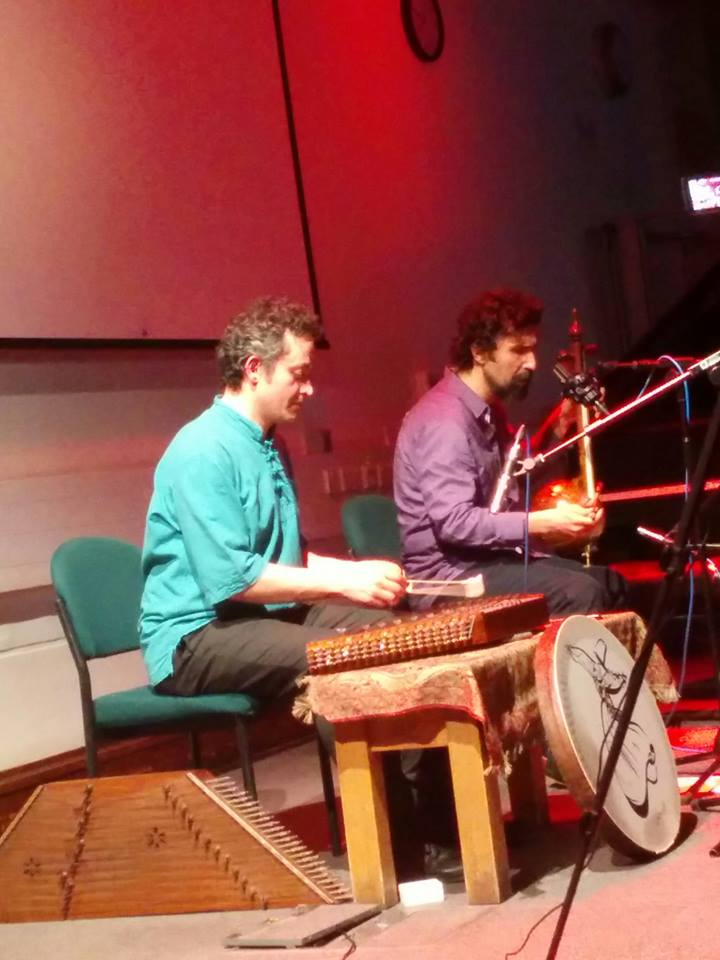 World Music in London Kurdish Music at SOAS
