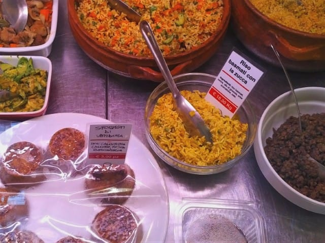 La Gastronomia Veg - Vegan food in Turin