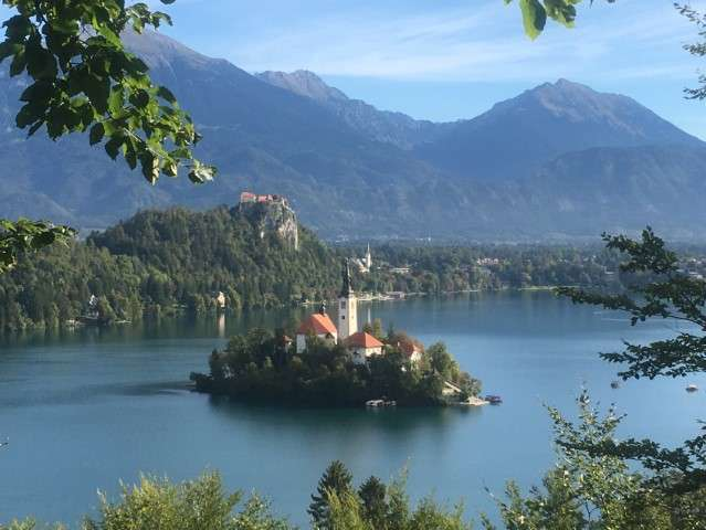 Lake Bled by Routinely Nomadic digital nomads