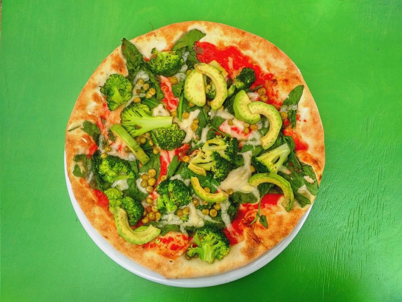 Leonardo Verde Vegan Warsaw Pizza