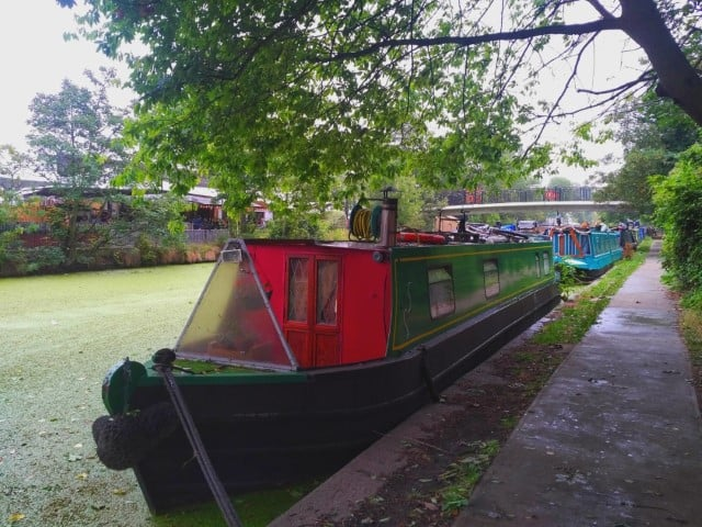 Little Venice boats