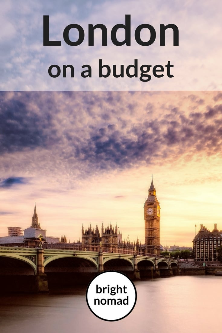 London budget travel guide