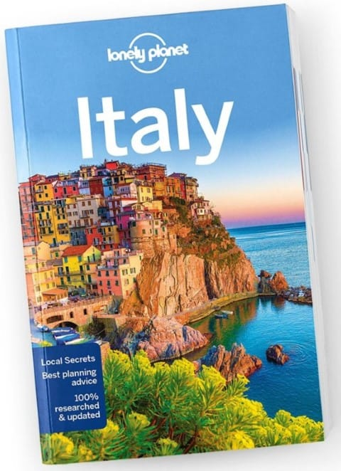 Lonely Planet Italy Travel Guidebook and ebook