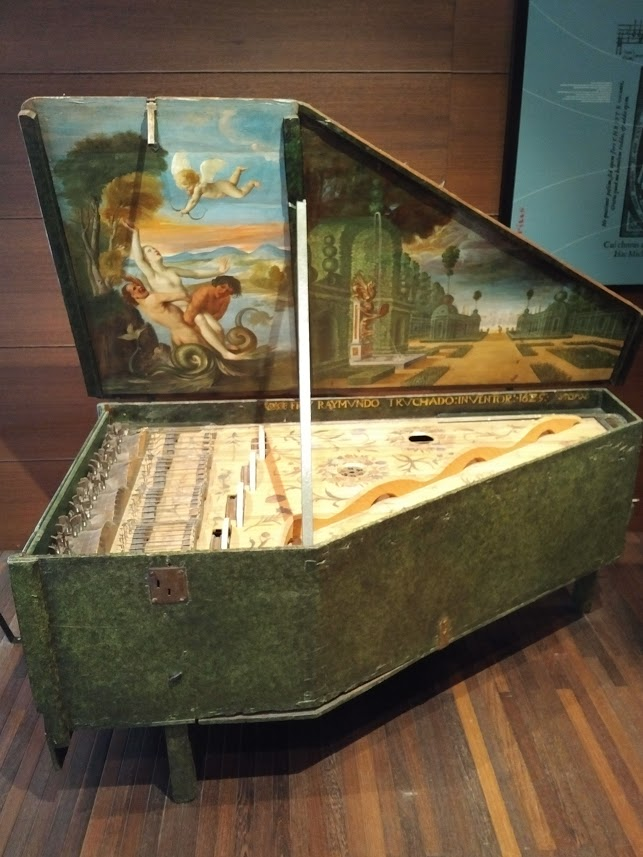 Geigenwerk Museum of Musical Instruments Belgium