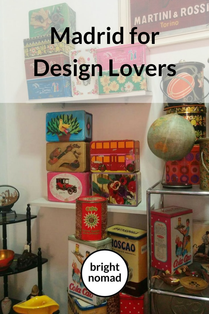 Madrid for Design Lovers