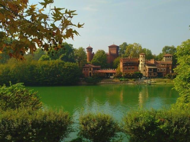 Medieval Village Turin