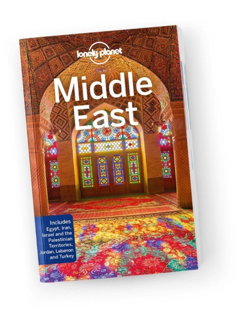 Middle East Lonely Planet travel guide