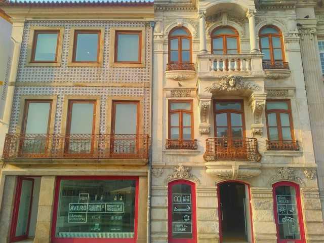 The Aveiro City Museum building