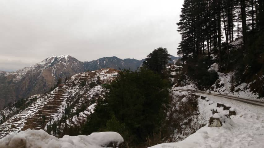 Mussoorie - weekend trip from Delhi