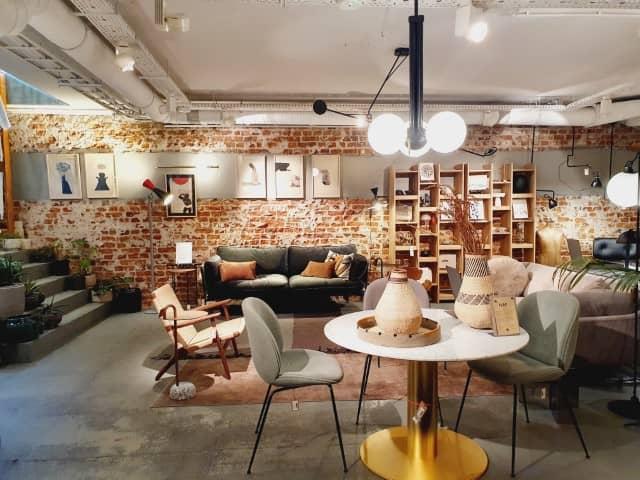 Warsaw design shop at Mysia 3