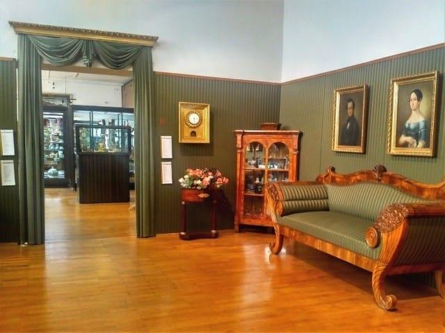 National Museum decorative art