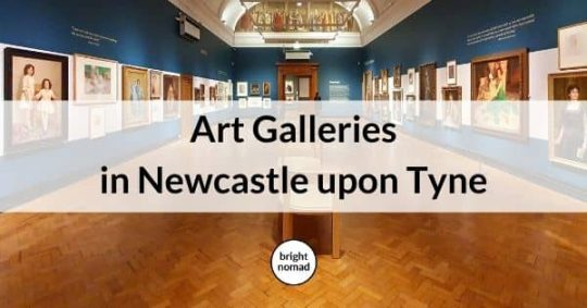 Newcastle Art Galleries England