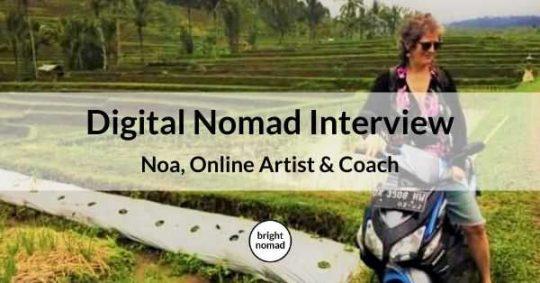 Digital Nomad Interview