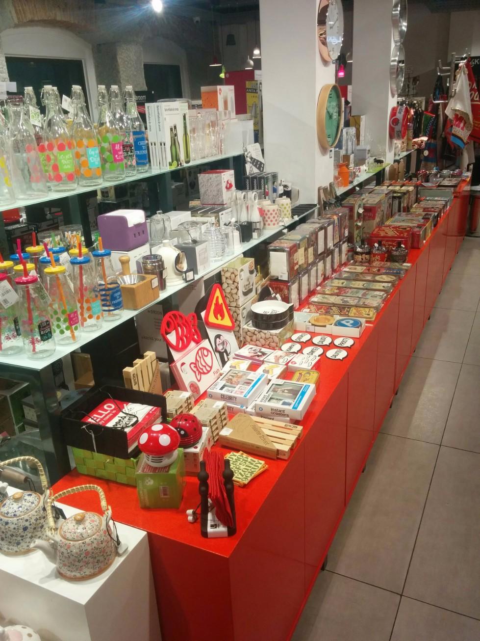 Madrid Design shop O2
