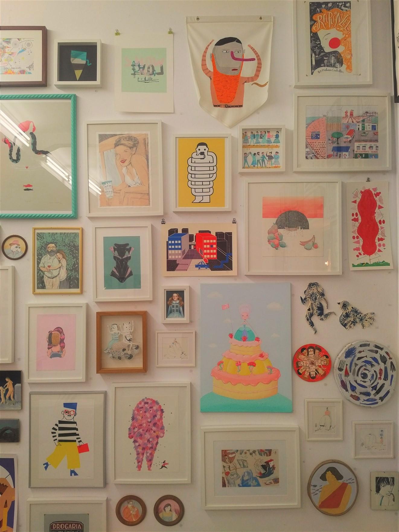 O! Galeria - Illustration Gallery in Porto