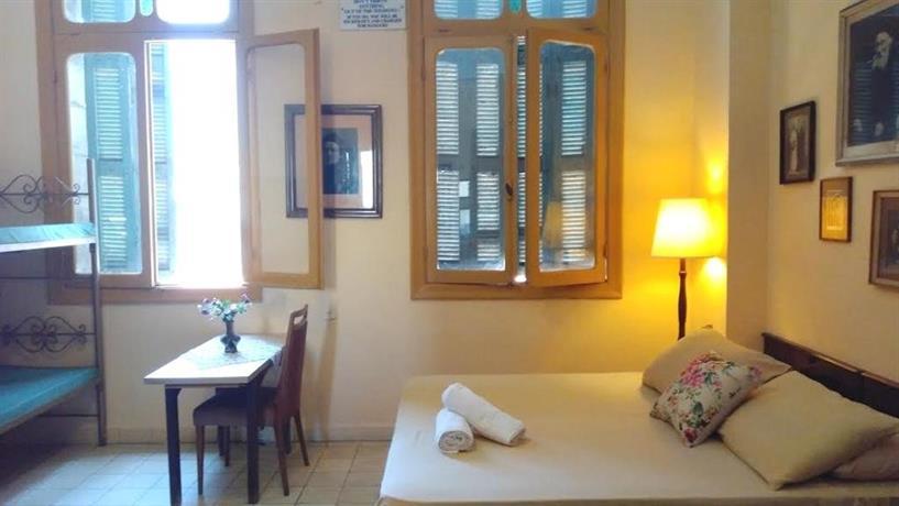 Affordable accommodation in Tel Aviv