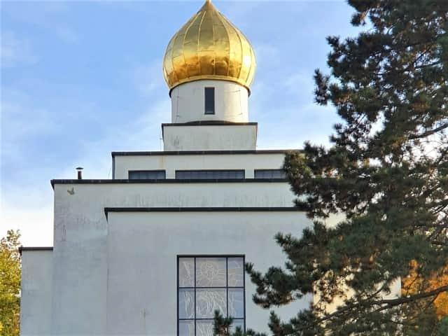 Orthodox Church of St Wenceslas
