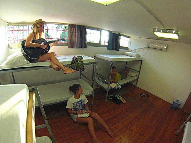 Tel Aviv on a budget - cheap hostels