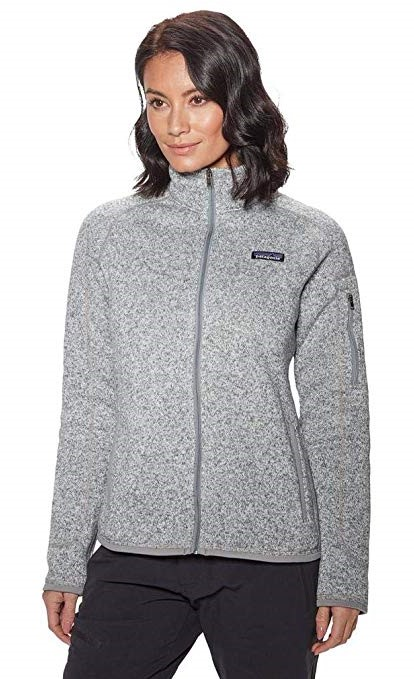 Patagonia fleece jacket for women