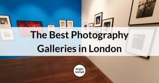 Photography Galleries in London
