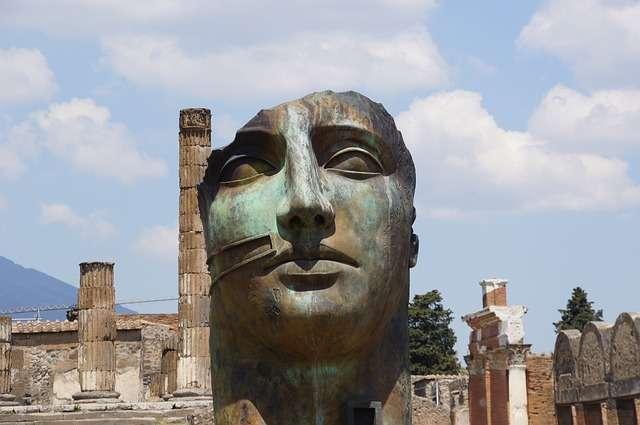 Pompeii tour online