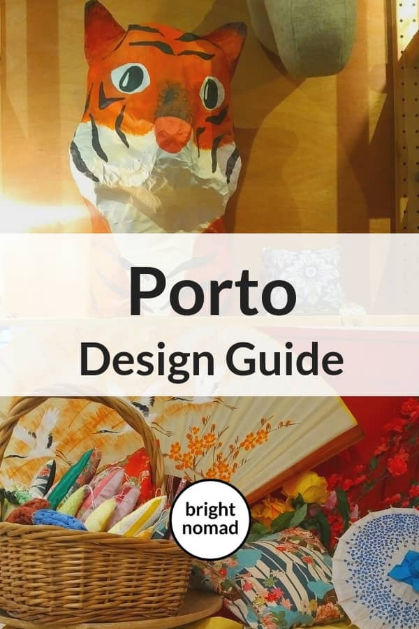 Porto Design Guide - Cool shops and design hotels