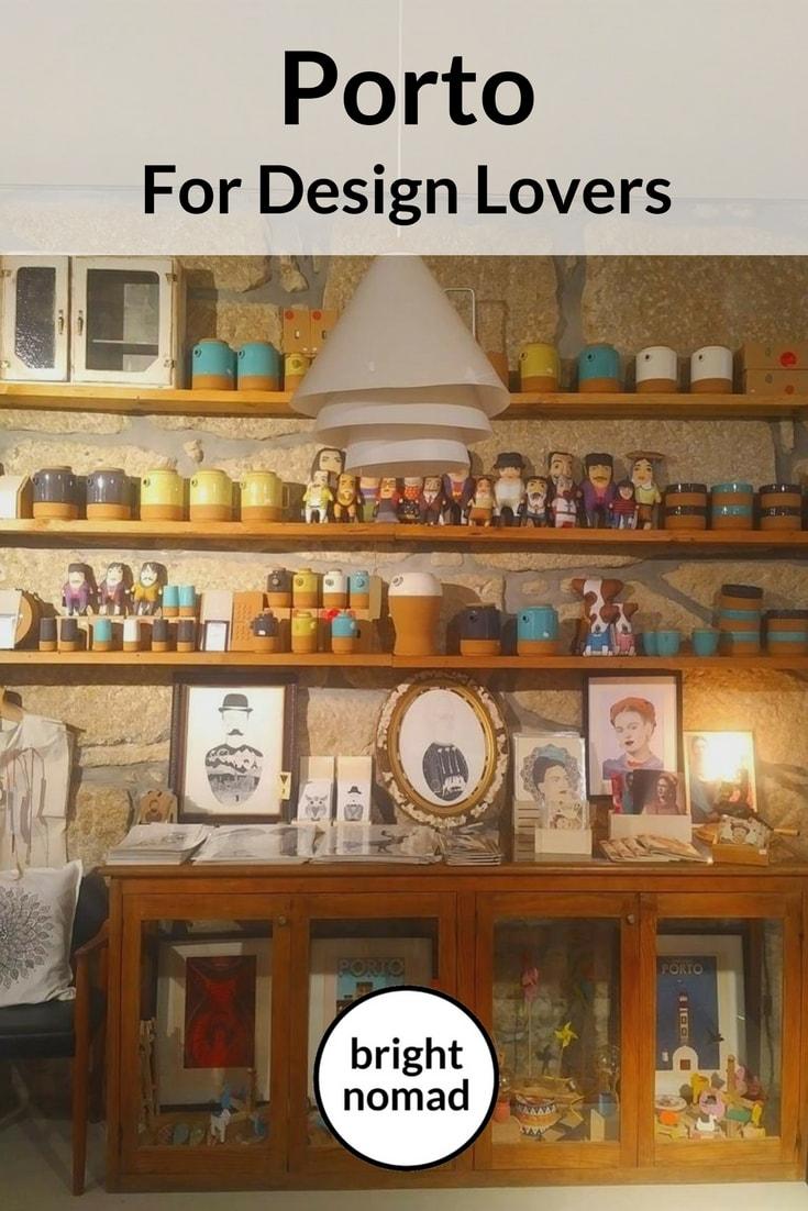 Porto Portugal Design Shopping Guide