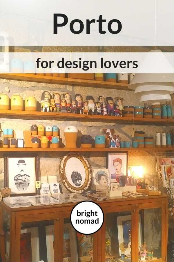 Porto for design lovers