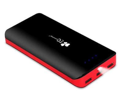 Power bank - always take a spare battery