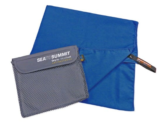 Quick dry towel cool travel gear for backpackers