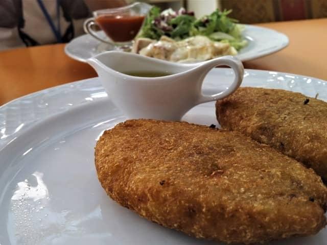Radharane - vegan food in Kaunas