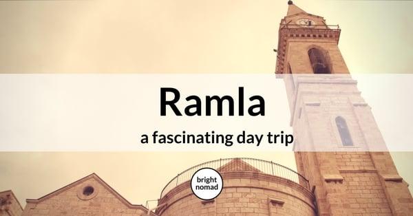 Ramla Israel Day Trip