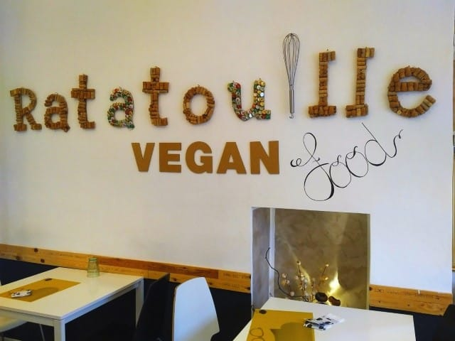 Ratatouille Vegan Restaurant and Bakery in Torino